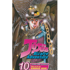 JoJo's Bizarre Adventure Part 03 Stardust Crusaders Vol 10 (TP)