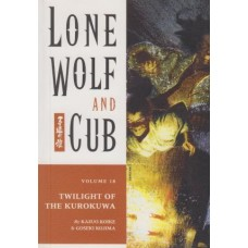 Lone Wolf And Cub Vol 18 Twilight Of The Kurokuwa (TP)