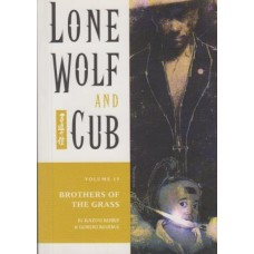 Lone Wolf And Cub Vol 15 Brothers Of The Grass (TP)
