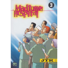 Madtown Hospital Vol 03 (TP)