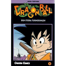 Dragon Ball 04 Den stora turneringen (Begagnad)