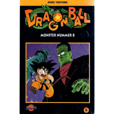 Dragon Ball 06 Monster nummer 8 (Begagnad)