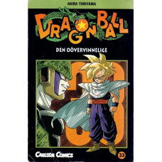 Dragon Ball 33 Den oövervinnelige (Begagnad)