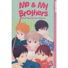 Me & My Brothers Vol 03 ( (TP)
