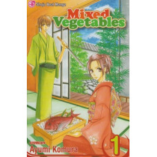 Mixed Vegetables Vol 01 (TP)