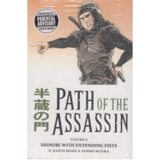 Path Of The Assassin Vol 08 Shinobi With Extending Fists (TP)