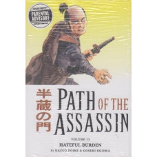 Path Of The Assassin Vol 13 Hateful Burden (TP)