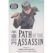 Path Of The Assassin Vol 12 Three Foot Battle (TP)