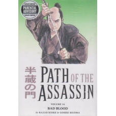 Path Of The Assassin Vol 14 Bad Blood (TP)