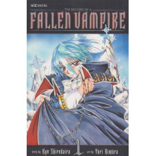 Record Of A Fallen Vampire Vol 01 (TP)