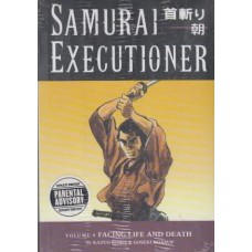 Samurai Executioner Vol 09 (TP)