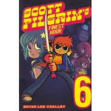 Scott Pilgrim Vol 06 Scott Pilgrim's Finest Hour (TP)
