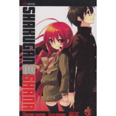 Shakugan no Shana Vol 03 (TP)