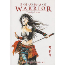 Shaman Warrior Vol 08 (TP)