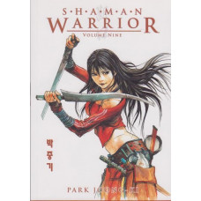 Shaman Warrior Vol 09 (TP)