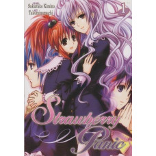 Strawberry Panic Vol 01 (TP)