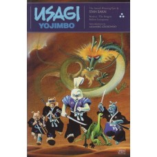 Usagi Yojimbo Vol 04 Dragon Belly Conspiracy (TP)