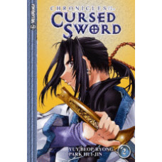 Chronicles of the cursed sword 02