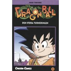 Dragon Ball 04 Den stora turneringen