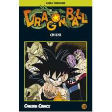 Dragon Ball 15 Chichi