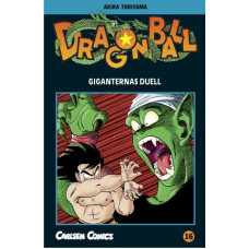 Dragon Ball 16 Giganternas duell