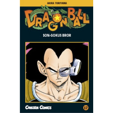 Dragon Ball 17 Son-Gokus bror
