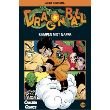 Dragon Ball 19 Kampen mot Nappa