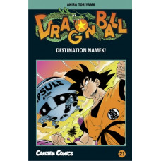 Dragon Ball 21 Destination Namek! (Begagnad)