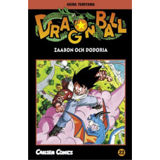 Dragon Ball 22 Zaabon och Dodoria
