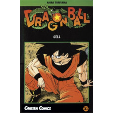 Dragon Ball 31 Cell