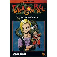 Dragon Ball 32 Ultrakrigarna