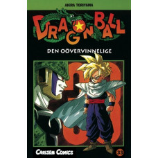 Dragon Ball 33 Den oövervinnelige