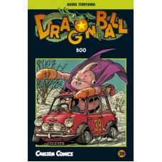 Dragon Ball 39 Boo