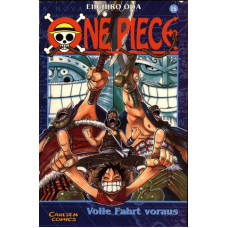 One Piece 15 Full fart framåt!