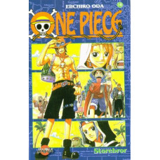 One Piece 18 Storebror