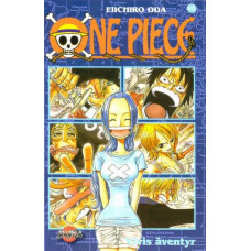 One Piece 23 Vivis äventyr