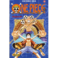 One Piece 30 Vansinnesmelodin