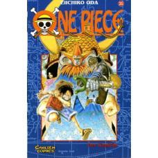 One Piece 35 Kapten