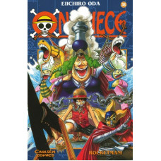 One Piece 38 Raketmannen