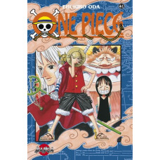 One Piece 41 Krigsförklaring