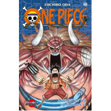 One Piece 48 Ods äventyr