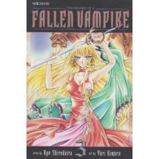 Record Of A Fallen Vampire Vol 03 (TP)