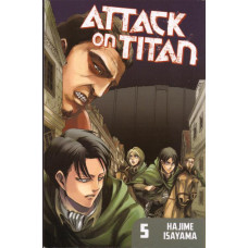 Attack On Titan Vol 05 (TP)