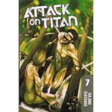 Attack On Titan Vol 07 (TP)