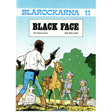 Blårockarna 11 Black face