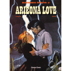 Blueberrys äventyr 17 Arizona love