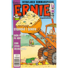 "Ernie 1997-07 (Extratjock sommarspecial, miniposter-""Affe & Egon"")"