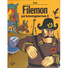 Filemon På konstaplarnas ö (Inb)