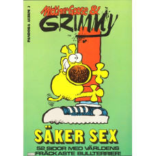 Grimmy - Säker sex (Mother Goose & Grimmy) Pandora album nr 3)