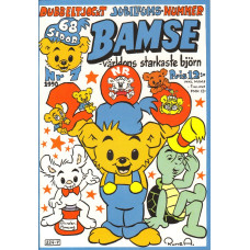 Bamse 1990-07 (Jubileums nr 200 sedan starten)